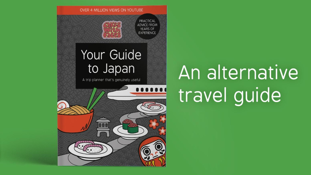 Cakes with Faces: Your Guide to Japan Review