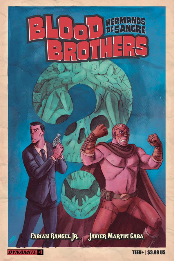 Dynamite Entertainment to Publish Blood Brothers