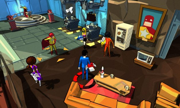 Deadbeat Heroes to be Published by Square Enix Collective