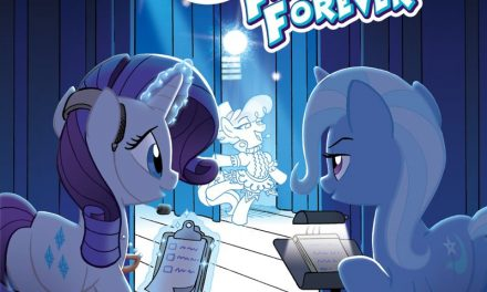 My Little Pony: Friends Forever #37 Review