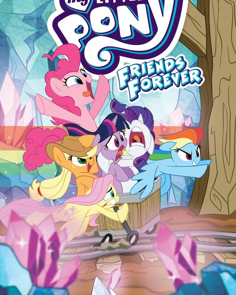 My Little Pony: Friends Forever, Vol. 8 Review