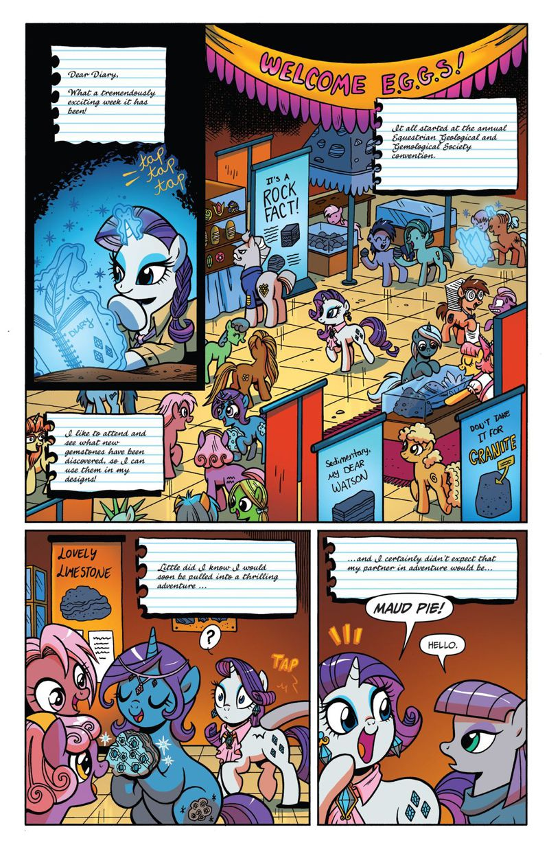My Little Pony: Friends Forever, Vol. 8 1