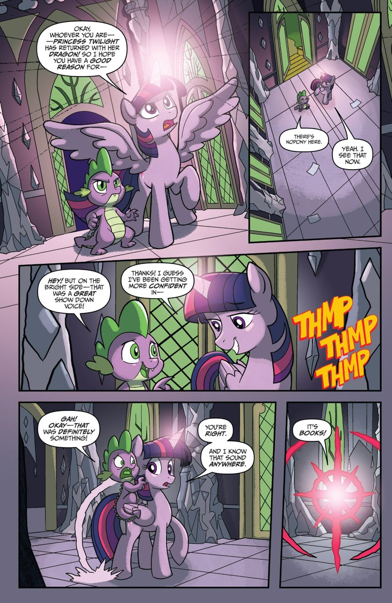My Little Pony: Friendship is Magic #51 4