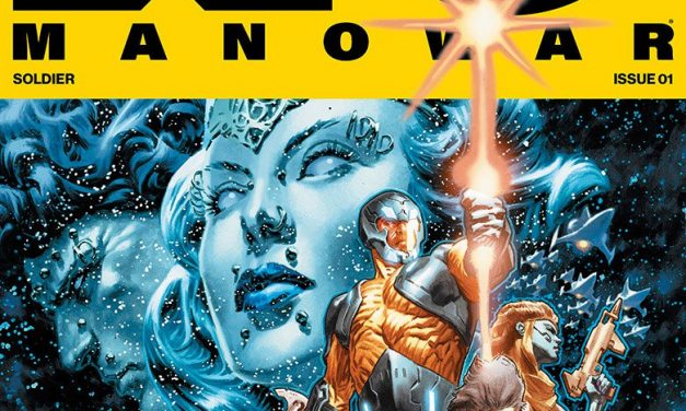 X-O Manowar (2017) #1 Review