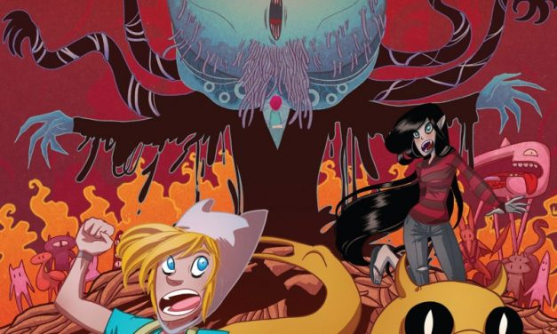 Adventure Time Comics #7 Review