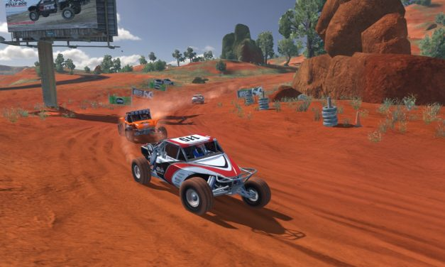 Baja: Edge of Control HD coming to PS4 and Xbox One