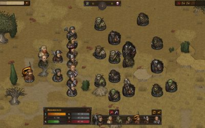 Battle Brothers Launched on Steam