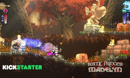 Battle Princess Madelyn Now Live on Kickstarter