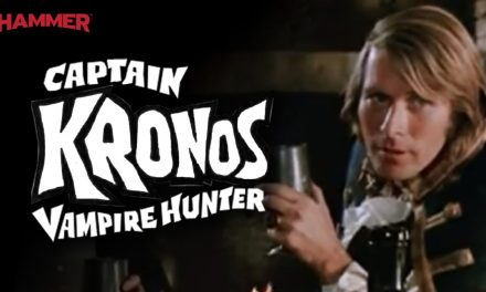 Hammer's Captain Kronos Rises At Titan With Dan Abnett
