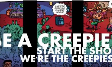 BOOM! Studios Debuts Coady and the Creepies Lyric Video
