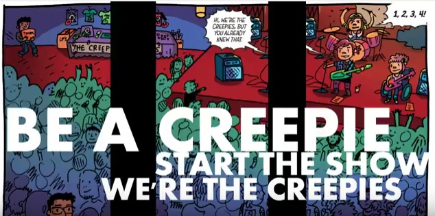 Coady and the Creepies #1