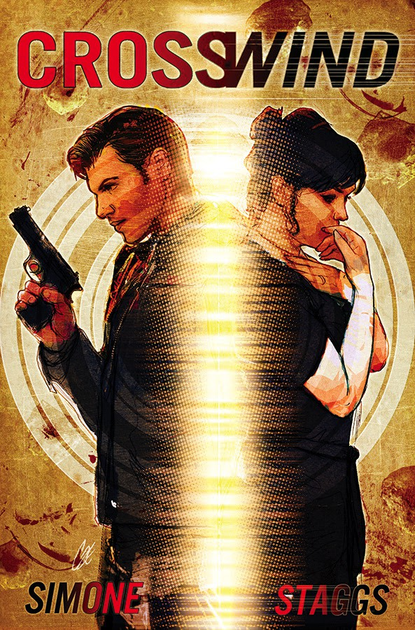 Gail Simone and Cat Staggs Launch Crosswind this June