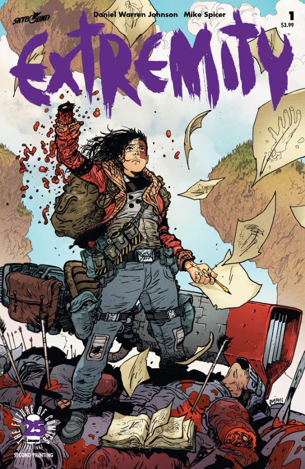 Extremity Rushed Back to Print