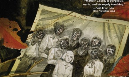 Harrow County Sweeps Ghastly Awards