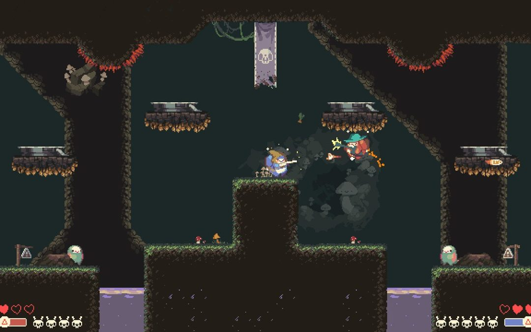 Holobunnies: Pause Café Out Now on Steam and itch.io