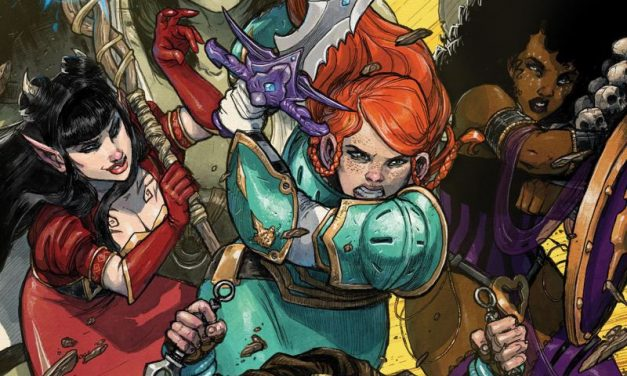 Rat Queens (Vol. 2) #1 Review