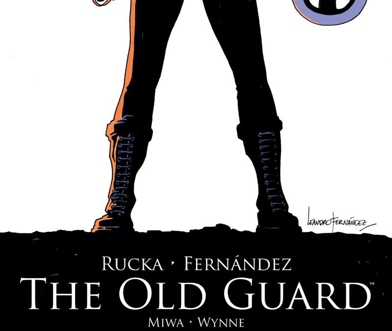 The Old Guard #1 Review