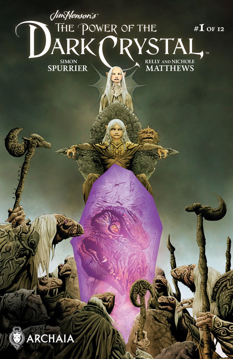 The Power of the Dark Crystal #1