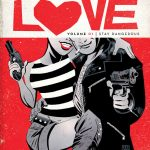 Violent Love Arrives in Paperback this May