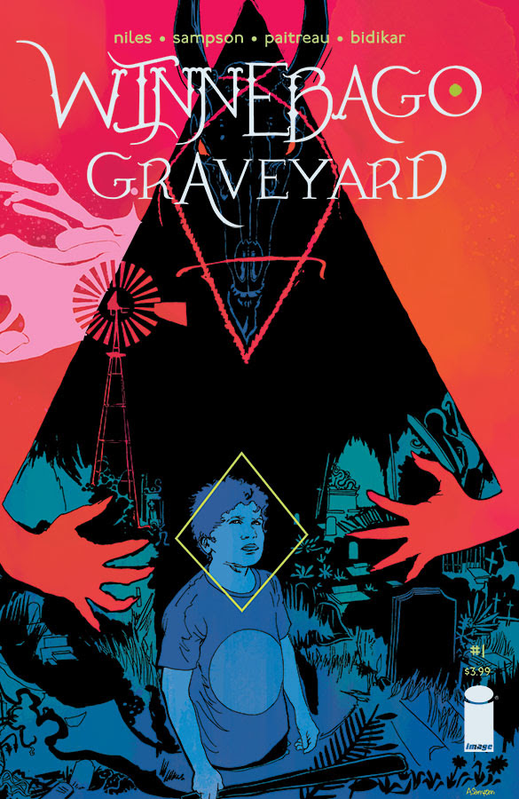 Winnebago Graveyard Is One Wild Trip