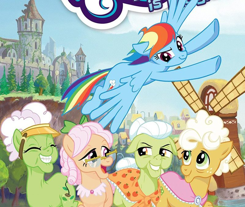 My Little Pony: Friendship Is Magic #70 Review