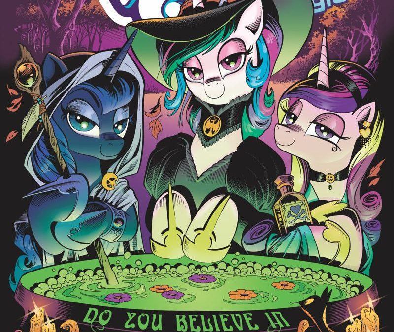 My Little Pony: Friendship is Magic #71 Review