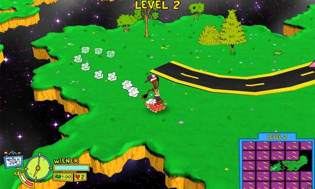ToeJam & Earl: Back in the Groove! Review