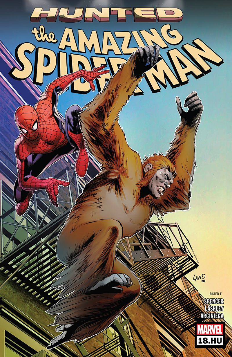 amazingspiderman18hu
