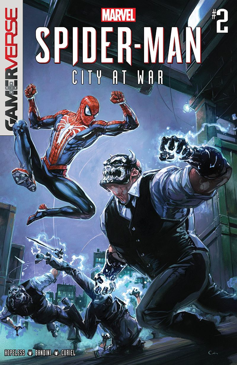 spidermancityatwar2