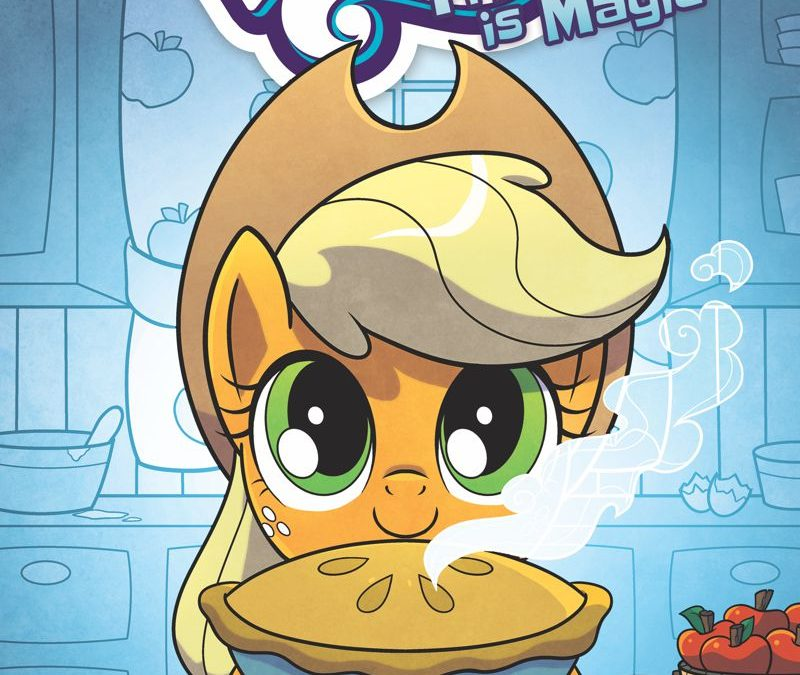 My Little Pony: Friendship Is Magic #72 Review