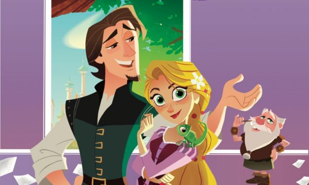 Tangled: The Series: Hair and Now #1 Review