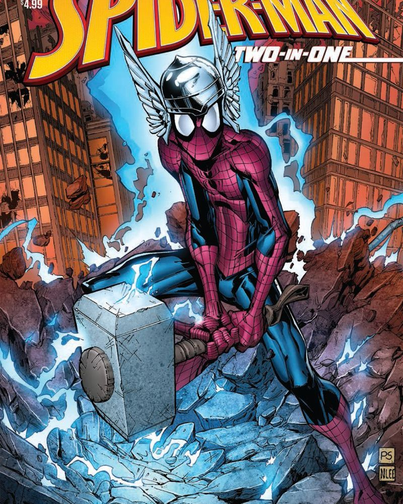 Marvel Action Classics: Spider-Man Two-In-One #1 Review