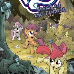 My Little Pony: Spirit Of The Forest #1 Review