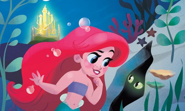 Disney Princess: Ariel And The Sea Wolf Review