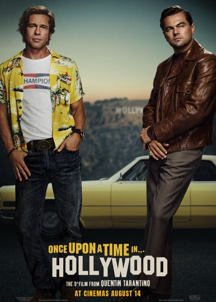 Once Upon a Time… in Hollywood Review