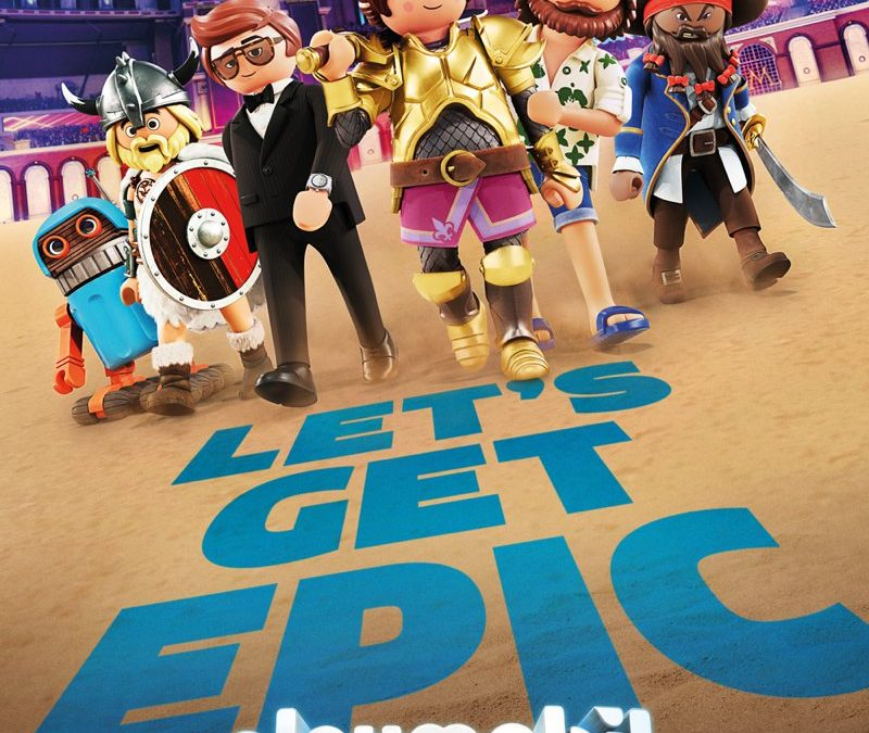 Playmobil: The Movie Review