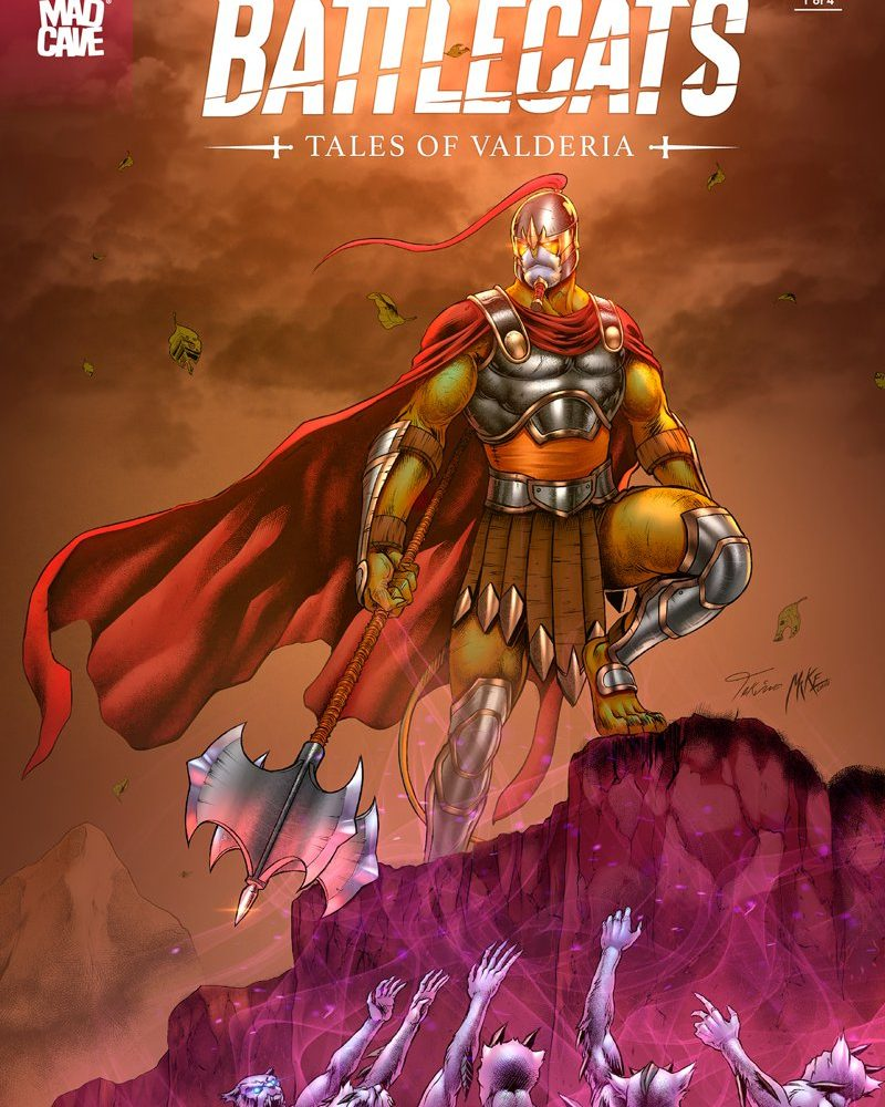 Battlecats: Tales of Valderia #1 Review