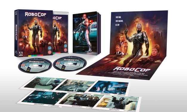 Robocop  Limited Edition Review
