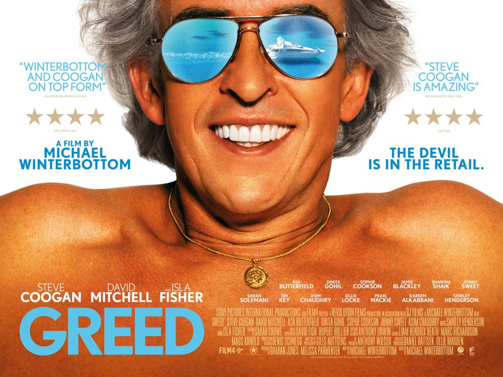 Greed Review