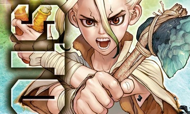 Dr. Stone, Vol. 1 Review