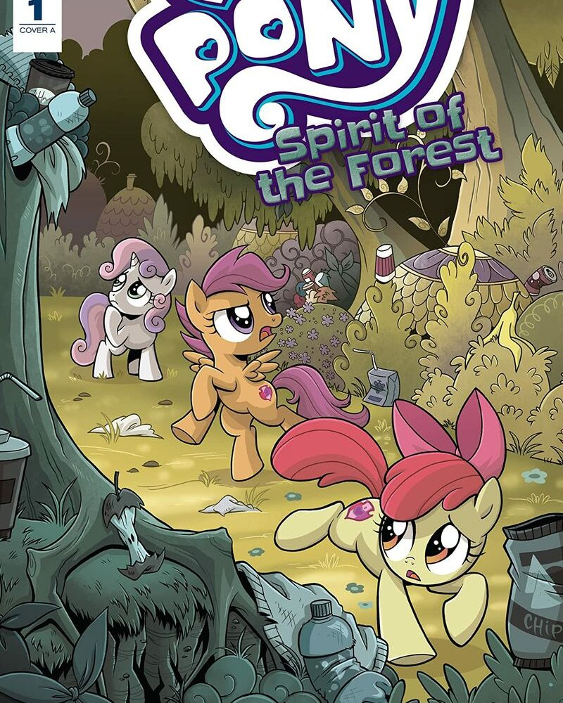 My Little Pony: Spirit of the Forest  #1 – 3 Review