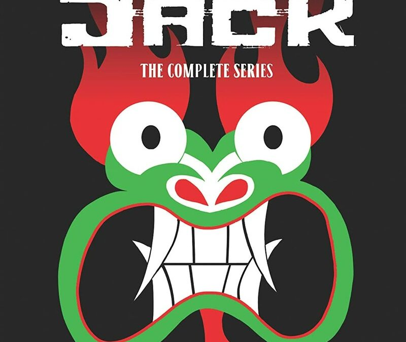 Samurai Jack The Complete Series Review