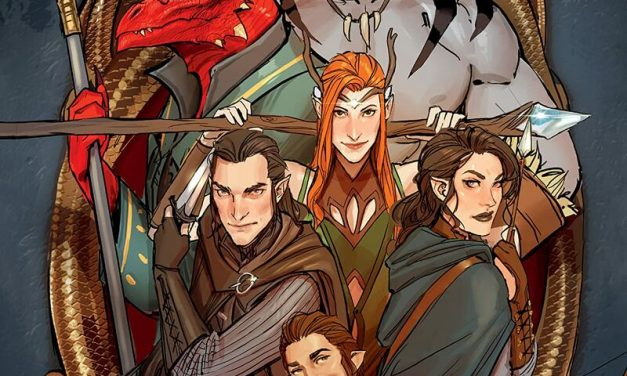 Critical Role: Vox Machina Origins Vol. 1 Review