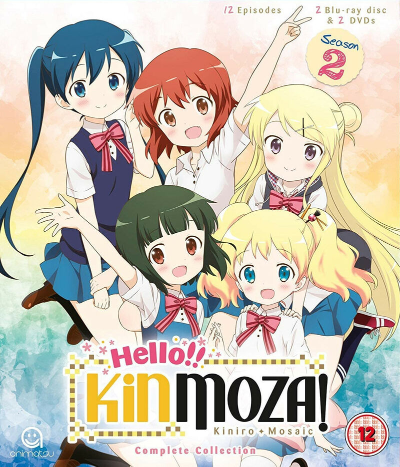 Hello!! Kinmoza! Review