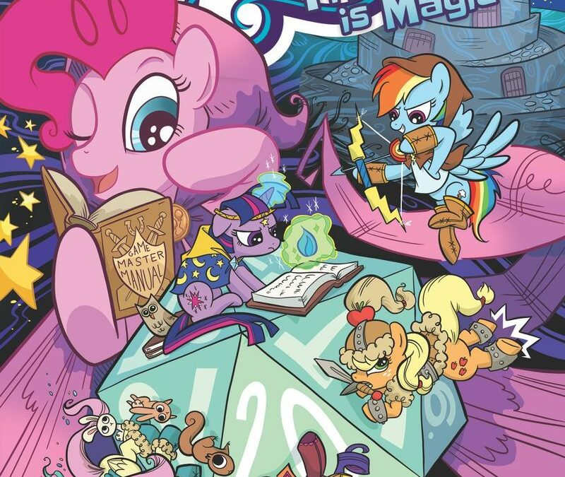 My Little Pony: Friendship is Magic #80 Review