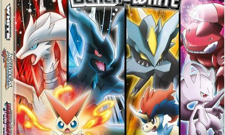 Pokémon Movie: Black & White Collection Review