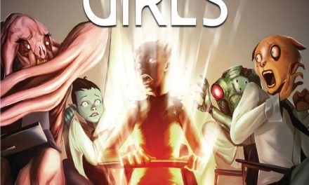 School for Extraterrestrial Girls Volume 1: Girl on Fire Review