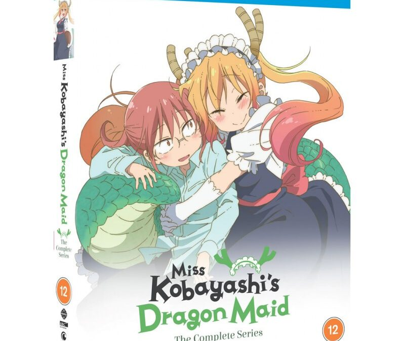 Miss Kobayashi's Dragon Maid: The Complete Series Review