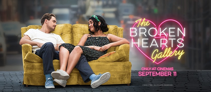 The Broken Hearts Gallery Review