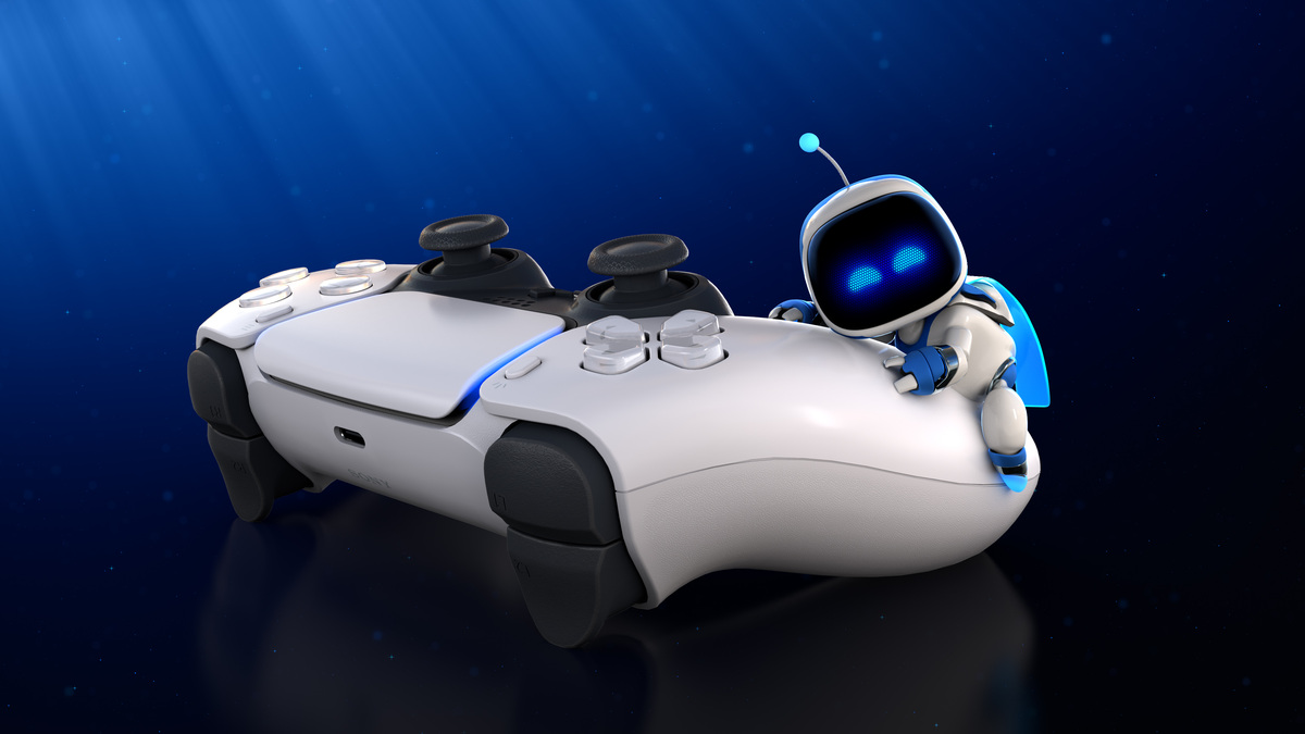 PS5 DualSense and Astro's Playroom Review